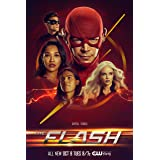 The Flash Poster High Quality Prints Season 6 Official Art