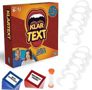 Hasbro Speak out Game Adultos - Juego de Tablero (Adultos, Niño/niña, 16 año(s), 200 Pieza(s)): Amazon.es: Juguetes y juegos