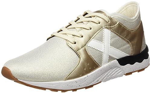 Munich Copacabana, Zapatillas para Mujer, Dorado (Oro), 37 EU: Amazon.es: Zapatos y complementos