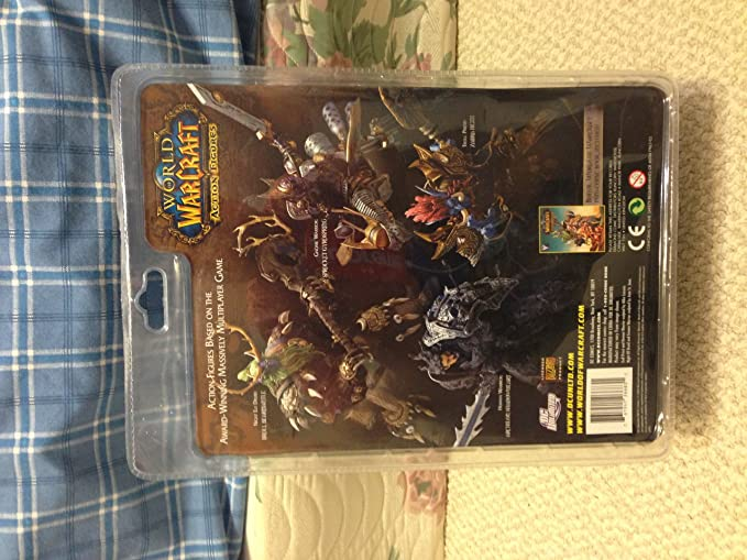 Amazon.com: World of Warcraft Series 2 Night Elf Druida ...