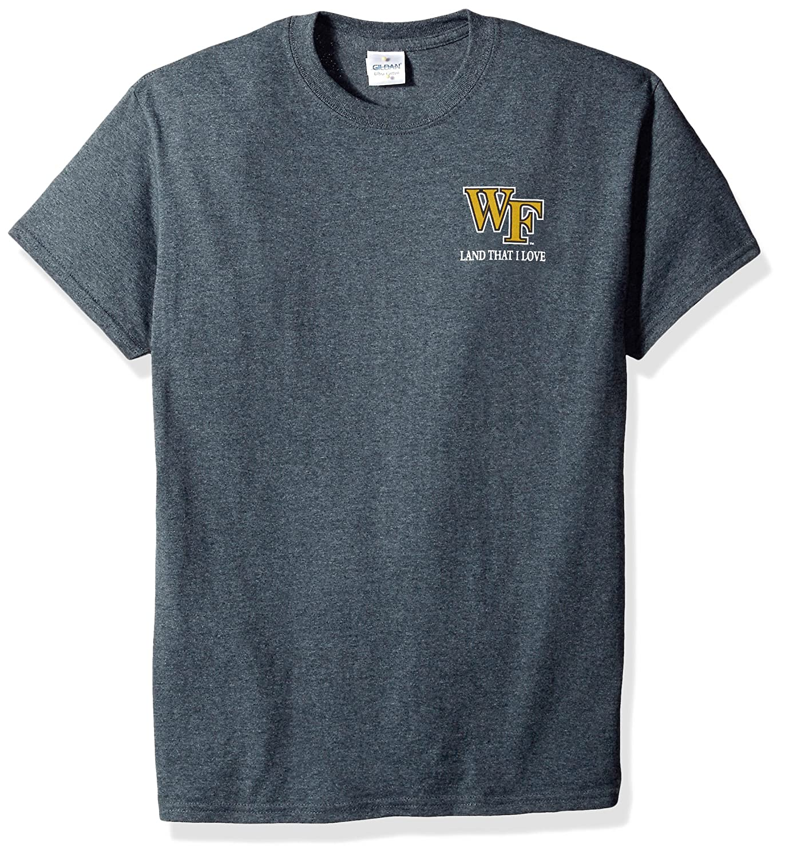 【新品、本物、当店在庫だから安心】 NCAA Forest Wake Forest B01MZ8M11M Demon Demon DeaconsフラグGlory半袖シャツ XX-Large ダークヘザー B01MZ8M11M, 道志村:e1c7384a --- a0267596.xsph.ru