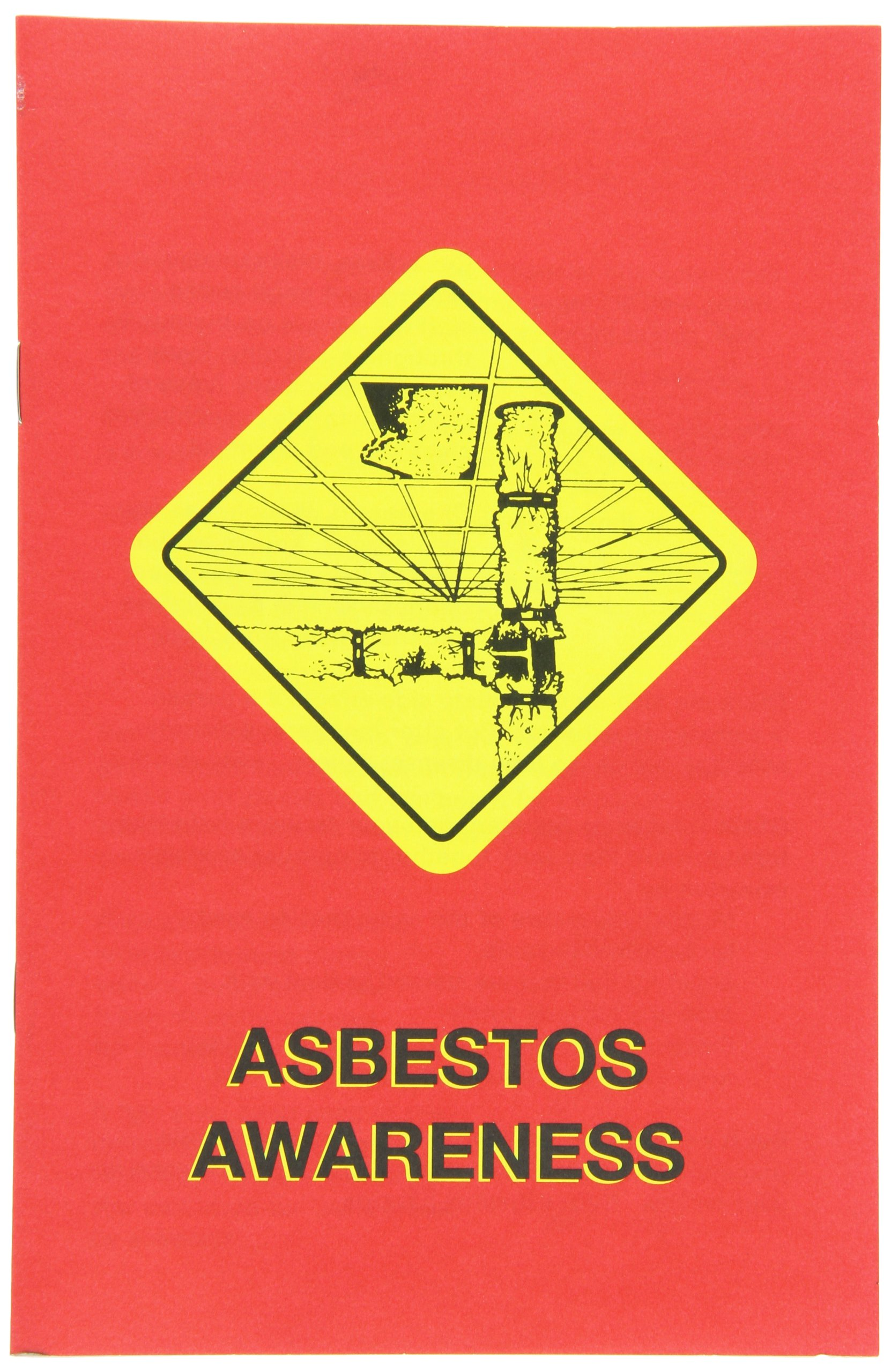 MARCOM Asbestos Awareness Employee Booklet (Pack of 15)