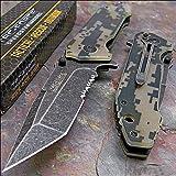Tac-force Tactical G10 Digital Camo Folding Pocket Knife