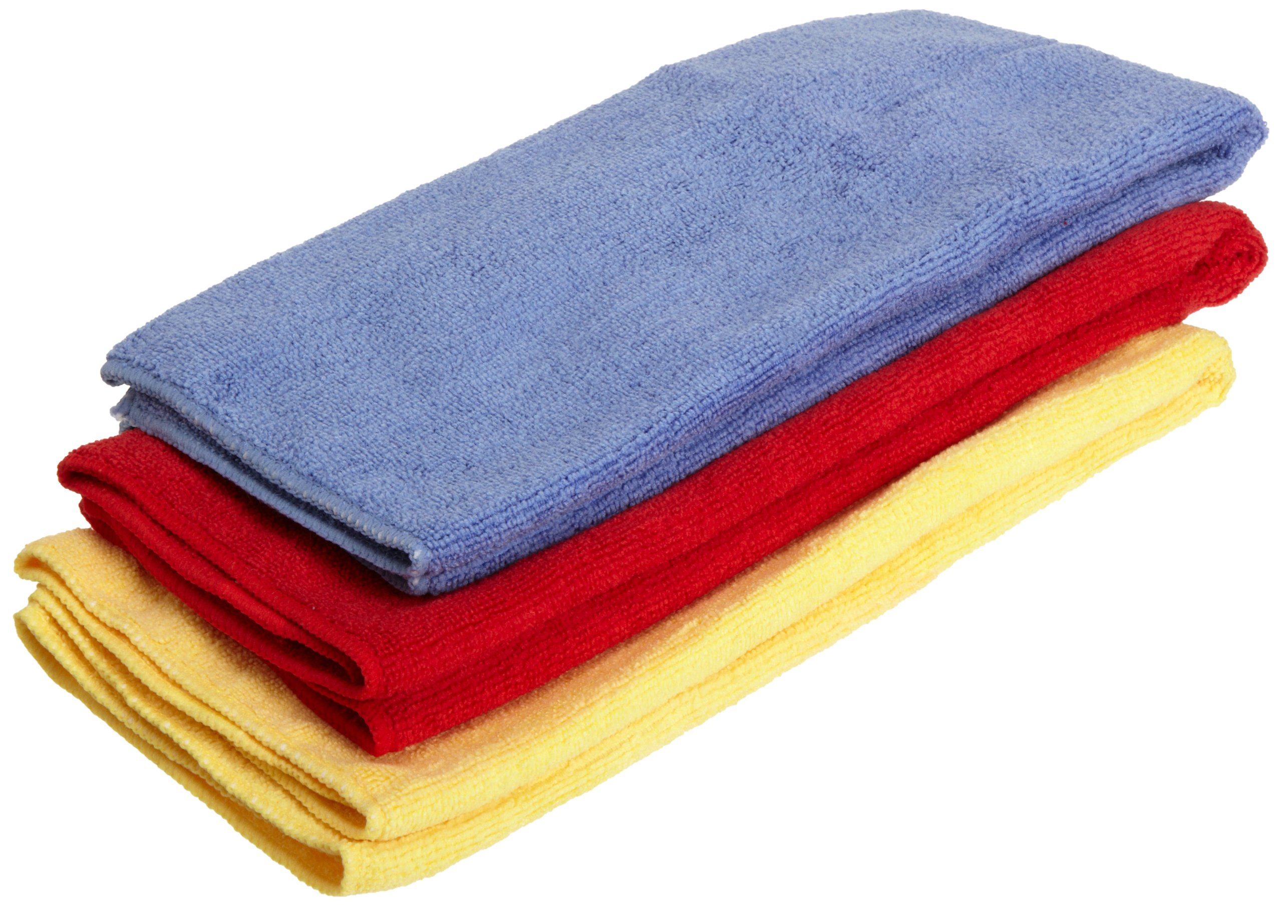 DII Primary Terry Microfiber Towel (Set of 3)