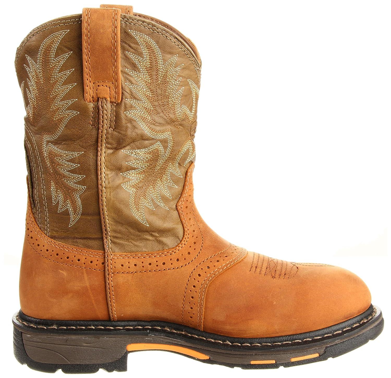 Ariat Men's Toe Workhog Pull-on H2O Composite Toe Men's fdfe8a