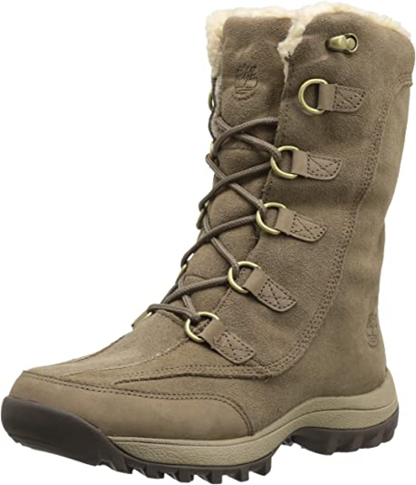 Timberland FTW_Canard Resort 10in WP Boot, Stivali da Neve
