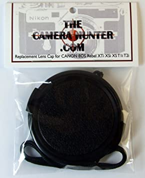 Review Lens Cap for CANON