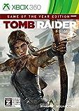 トゥームレイダー ゲームオブザイヤー エディション 【CEROレーティング「Z」】 - Xbox360