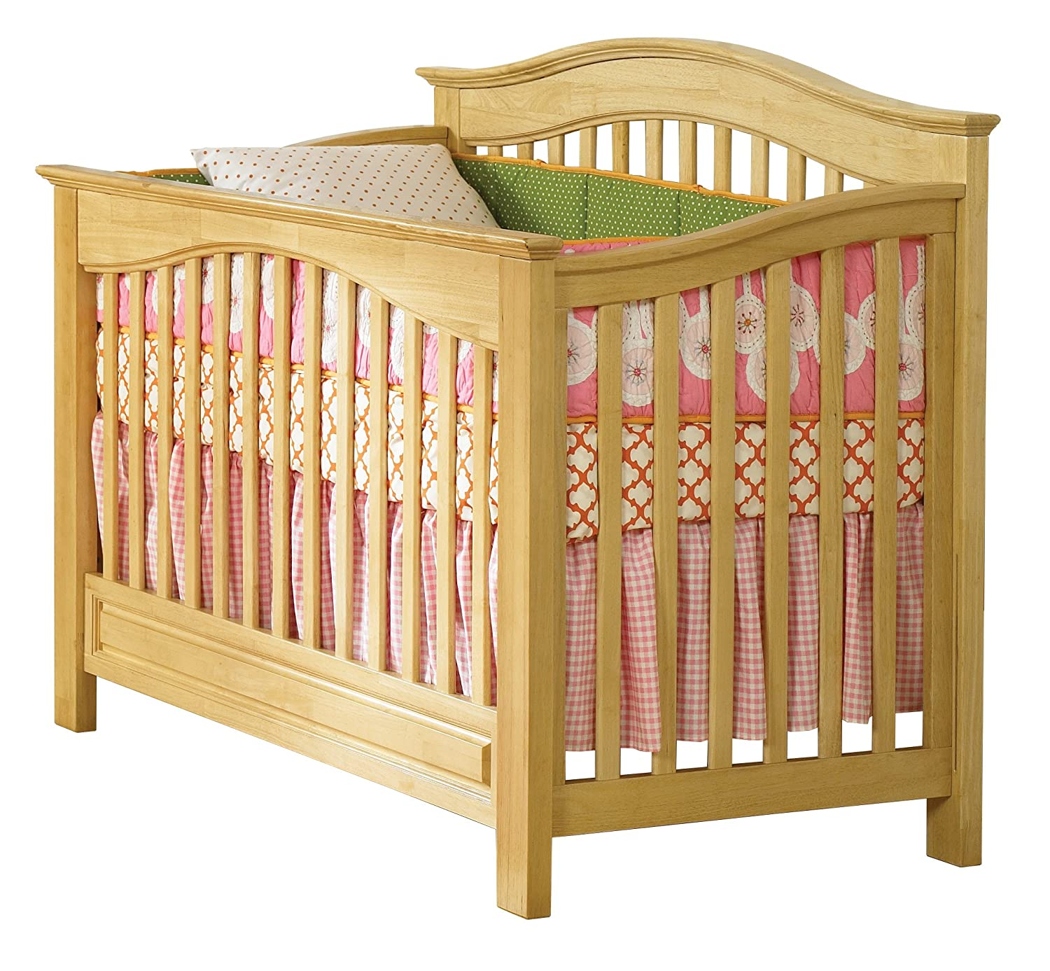 Amazon.com : Atlantic Furniture Windsor Convertible Crib, Natural Maple  (Discontinued by Manufacturer) : Bunk Beds For Boys : Baby - Amazon.com : Atlantic Furniture Windsor Convertible Crib, Natural
