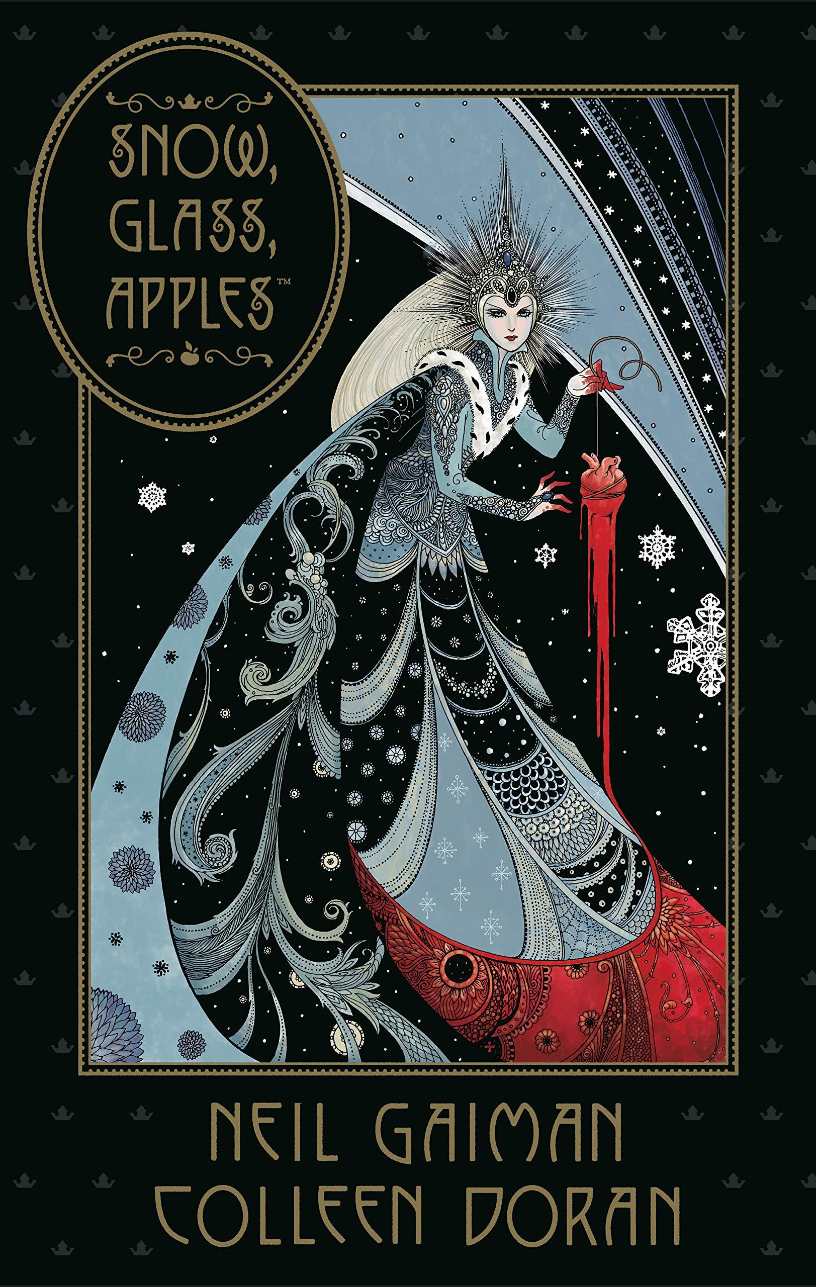 Image result for glass apple neil gaiman
