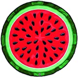 BigMouth Inc. Gigantic Watermelon Beach Blanket, Ultra-Soft Microfiber Towel, 5 Feet Wide