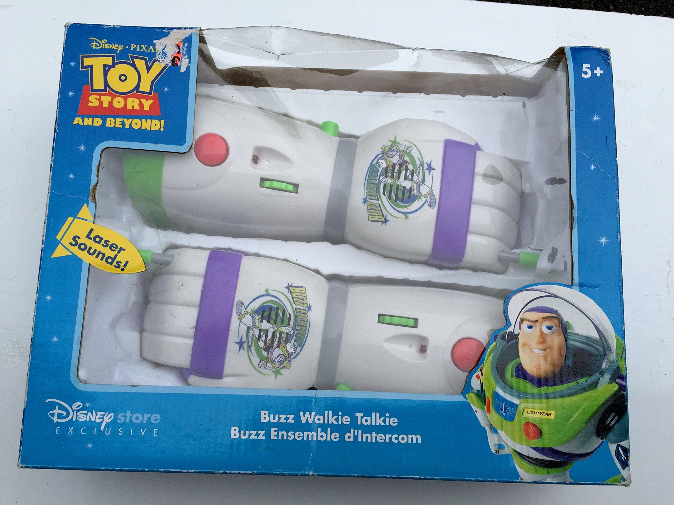 Toy Story Buzz Walkie Talkie