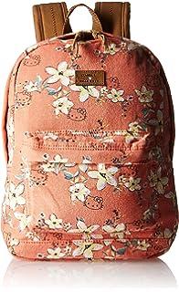 75fcfefd6910f5 Amazon.com: O'Neill Women's Shoreline Canvas Printed Backpack ...