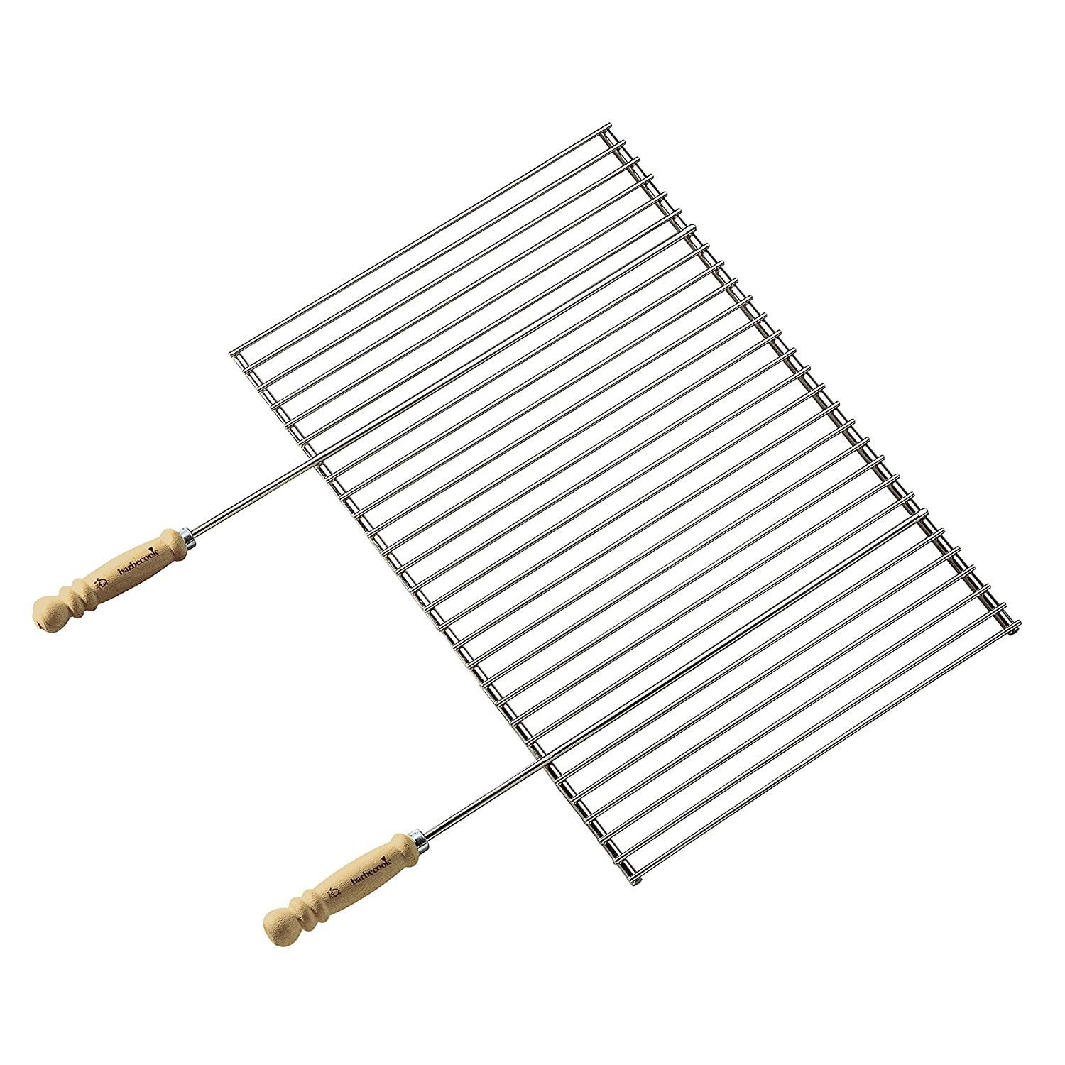 Barbecook 2234060055 Grille Professionale 58.5, argentoo