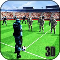 Military IGI Soccer Football Rivals