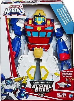 Playskool Heroes Transformers Rescue