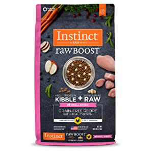 Instinct Raw Boost Natural Dry Dog Food