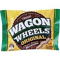 Arnott's Wagon Wheels Original Chocolate Biscuits, 16 x 48 Grams