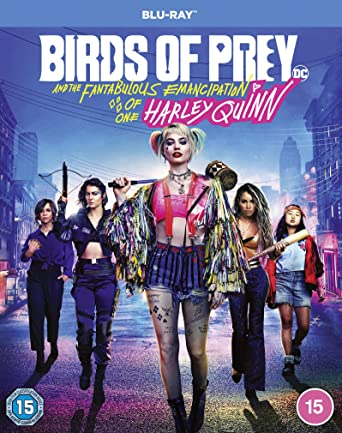 Amazon Com Birds Of Prey And The Fantabulous Emancipation Of One Harley Quinn Blu Ray 2020 Region Free Movies Tv