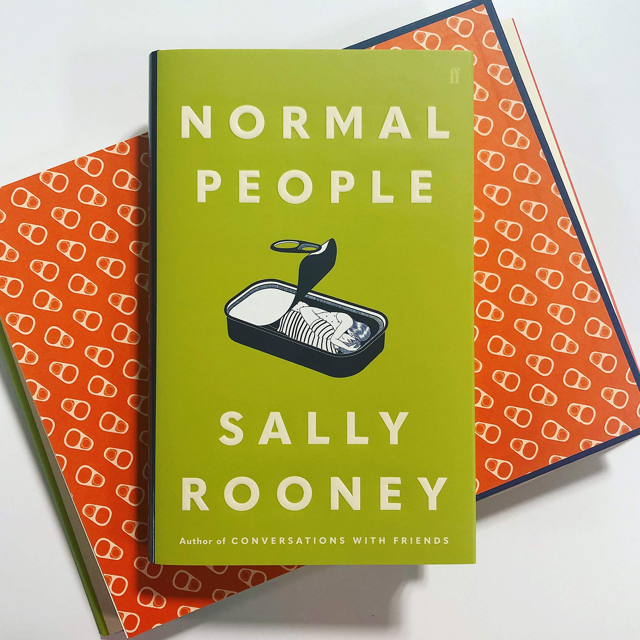 Image result for Normal People by Sally Rooney