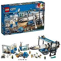 Deals on LEGO City Rocket Assembly & Transport 60229 Building Kit