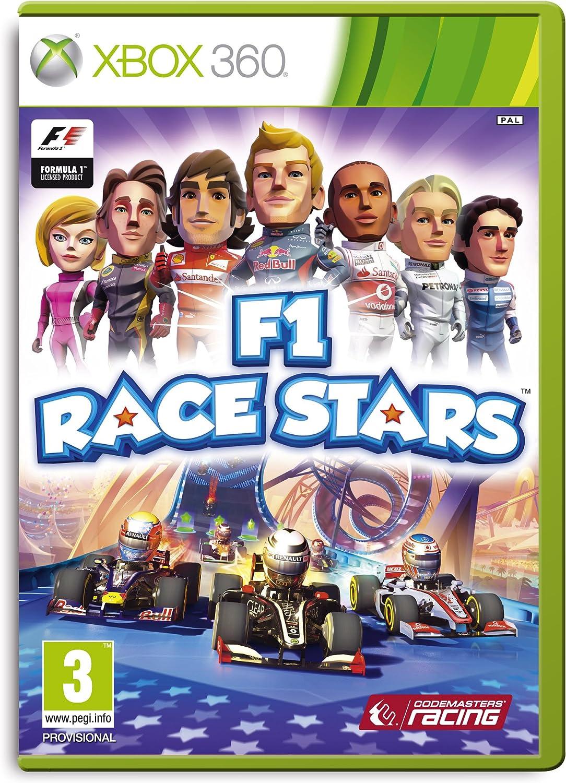 F1 Race Stars [Importación inglesa]: Amazon.es: Videojuegos