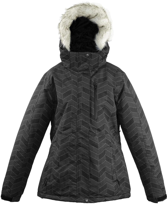 Amazon Com Pulse Noble Plus Extended Size Ski Jacket Clothing