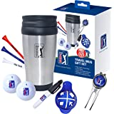 PGA Tour Travel Mug Set - Blue