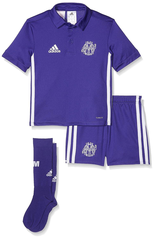Adidas Kinder Olympique Marseille Third Mini-ausrüstung