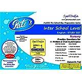 STUDY SET : MaRRS Pre School Bee - ENGLISH - Nursery - Inter School level .... For pre purchase queries whatsapp 9820354672