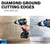 Bosch GT700 5/8 In. Glass and Tile Bit