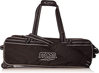 Storm Tournament 3 Ball Tournament Travel tote- schwarz