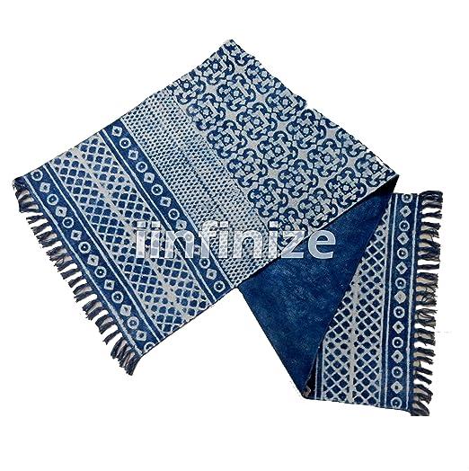 iinfinize - Alfombra Decorativa para Yoga o Interiores, 100 ...