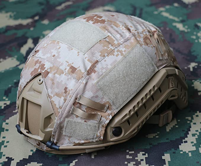 iMeshbean Tactical Series Airsoft Paintball Hunting Shooting Gear Combat Fast Helmet Cover
