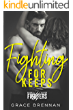 Fighting for Keeps: A Paranormal Shifter Romance (Rocky River Fighters Book 2)