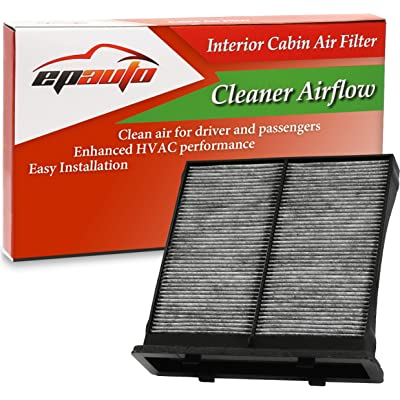 EPAuto CP930 (CF10930) Replacement for Subaru Premium Cabin Air Filter includes Activated Carbon: Automotive