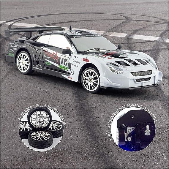 Black Sports Car Drifting Art  #16539 Square Single Coaster