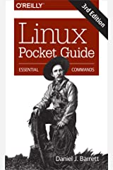 Linux Pocket Guide: Essential Commands Kindle Edition