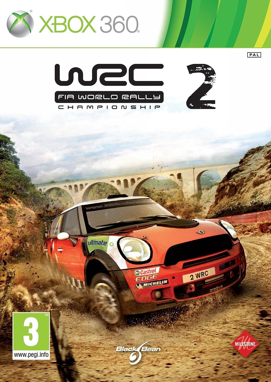 Amazon Com Wrc 2 Fia World Rally Championship 2011 Xbox 360 Video Games