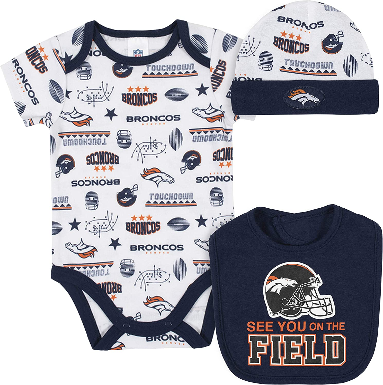 NFL Cincinnati Bengals Pack Bodysuit Cap