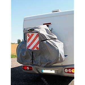 SPOTLIGHT 641419 Bâche de Protection pour 2/3 Velos