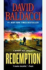 Redemption (Memory Man series Book 5) Kindle Edition