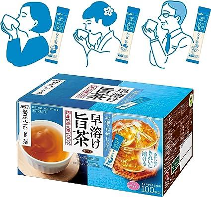 粉末 麦茶