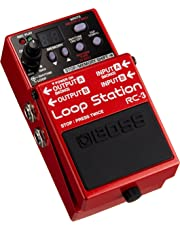 Boss Rc-3 Loop Station Loop Pedal