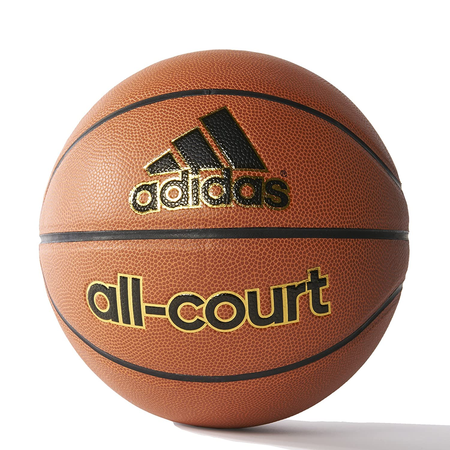 outlet store a93da 84767 Amazon.com   adidas Performance All-Court Basketball   Sports   Outdoors
