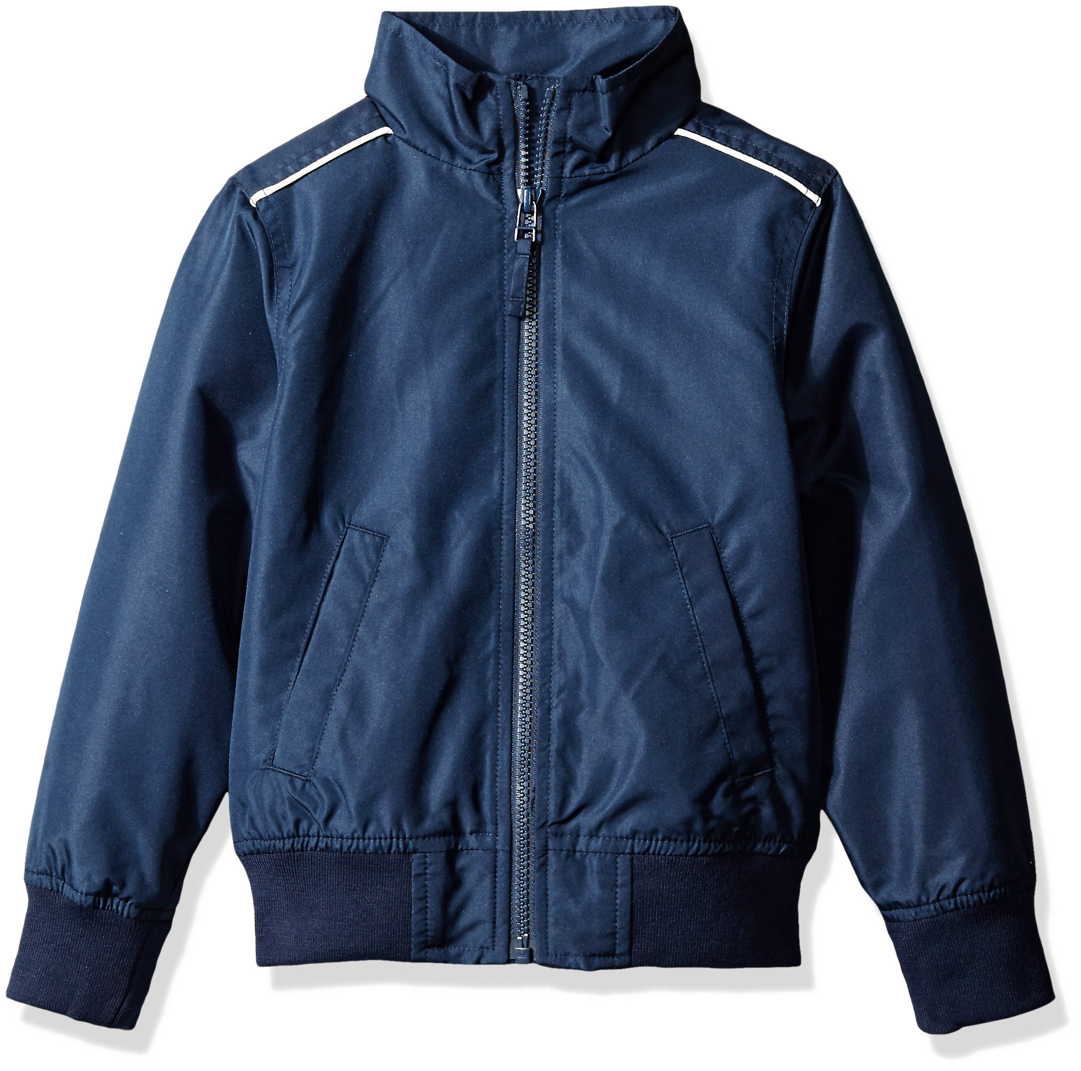 The Children's Place Big Boys' Uniform Jacket, Tidal, Large/10/12 by The Children's Place