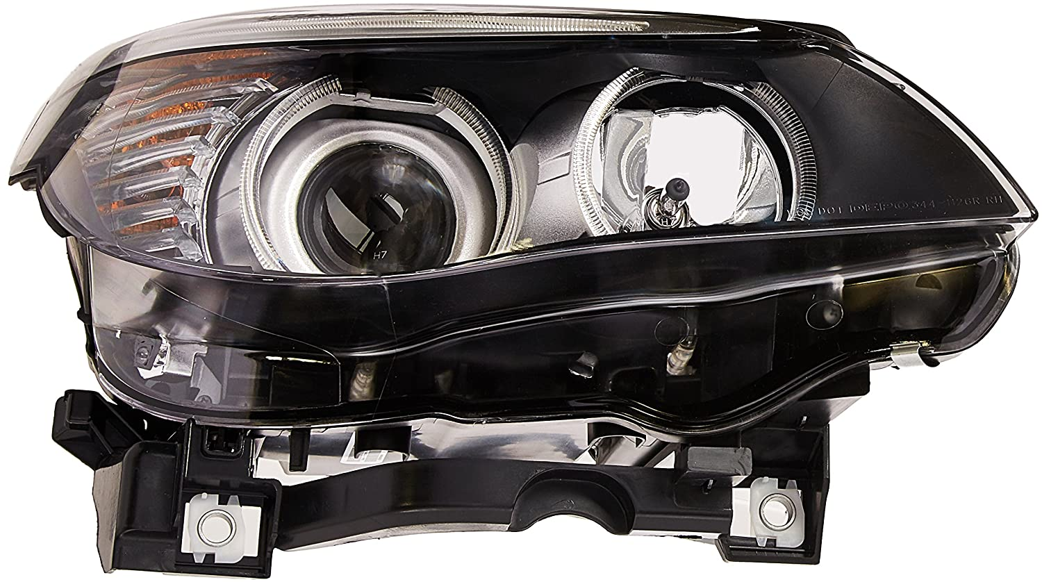 Depo 344-1126L-AS2 Headlight Assembly BMW 5 SERIES 08-10 ASSEMBLY HALOGEN DRIVER SIDE