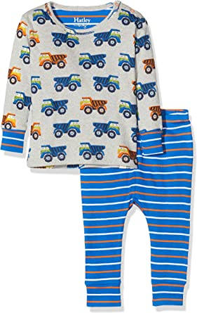 Hatley Baby Boys Organic Cotton Pyjama Sets