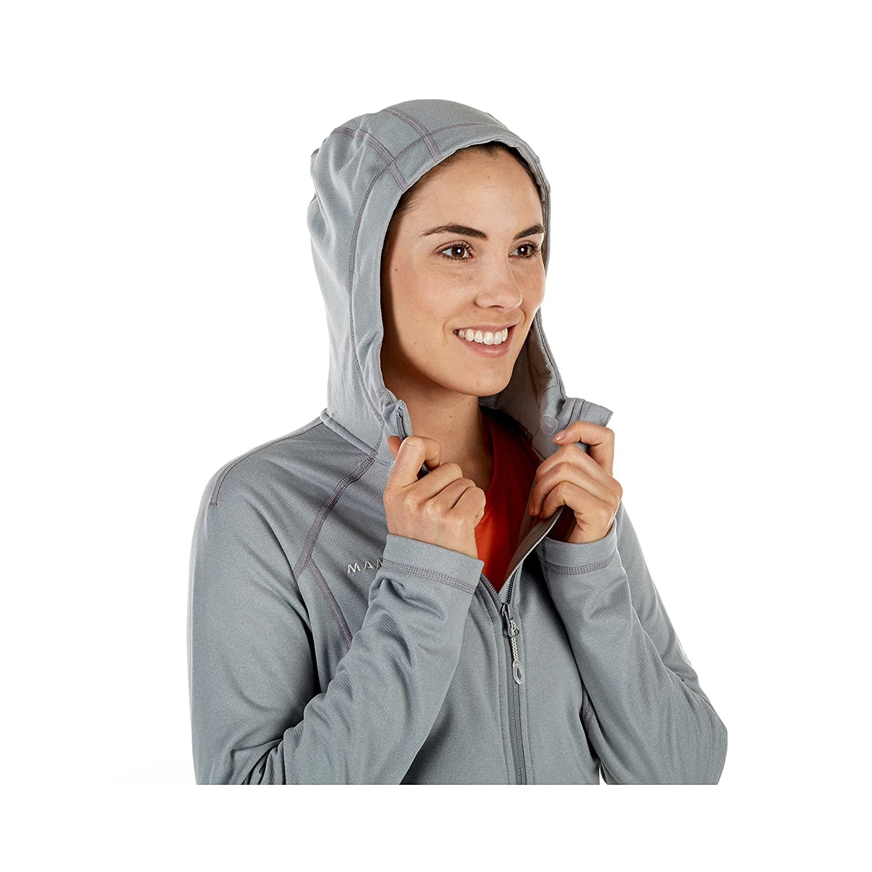 Mammut Womens Midlayer Runbold Mit Kapuze Jacket