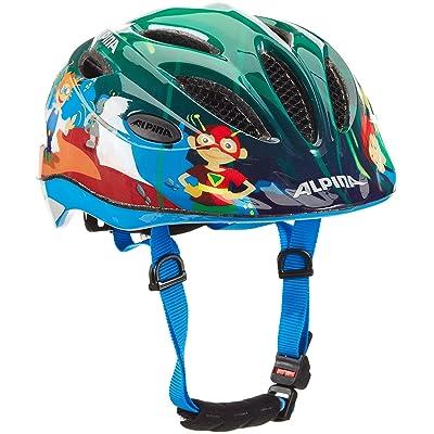 Alpina gamma 2.0 flash casque de vélo pour garçon